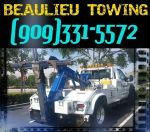 towing whittier