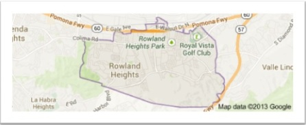 We serve Rowland Heights for Towing and Roadside Assistance