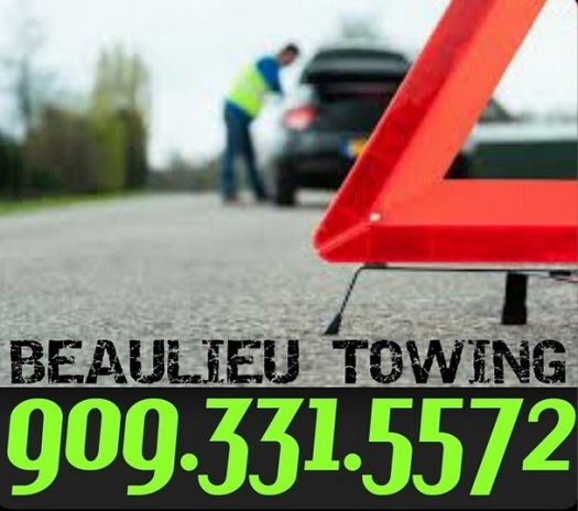 beaulieu towing  private impound