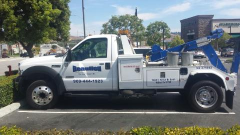 sgv - emergency 24 hour towing