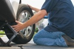 sgv- flat tire - 24 hour towing