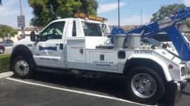 whittier - beaulieu towing