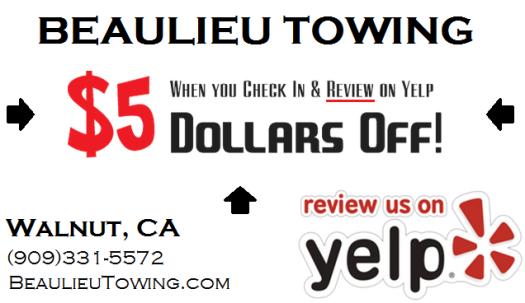yelp - beaulieu towing